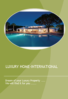 Luxury Home International brochure